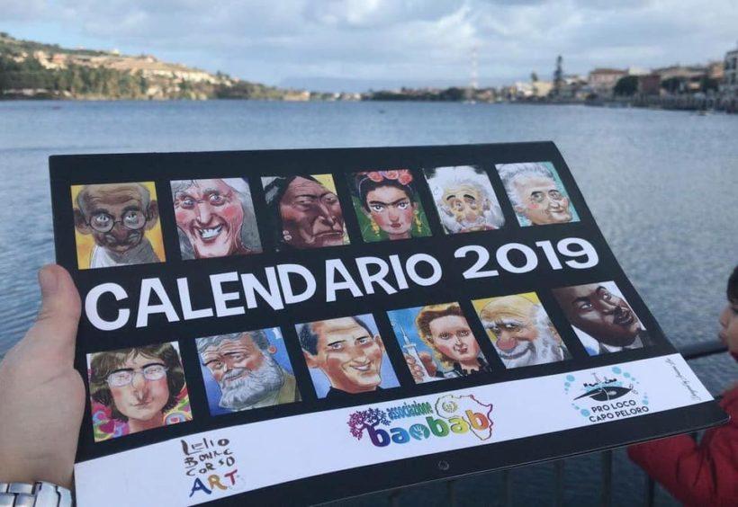 Un Calendario Solidale che lega la Sicilia all'Eritrea
