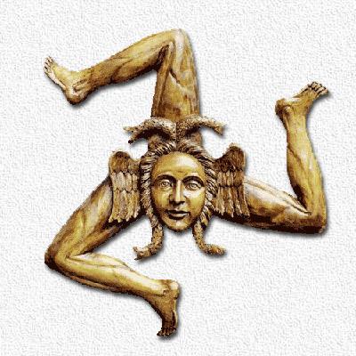 Perché il simbolo della Trinacria rappresenta la Sicilia?