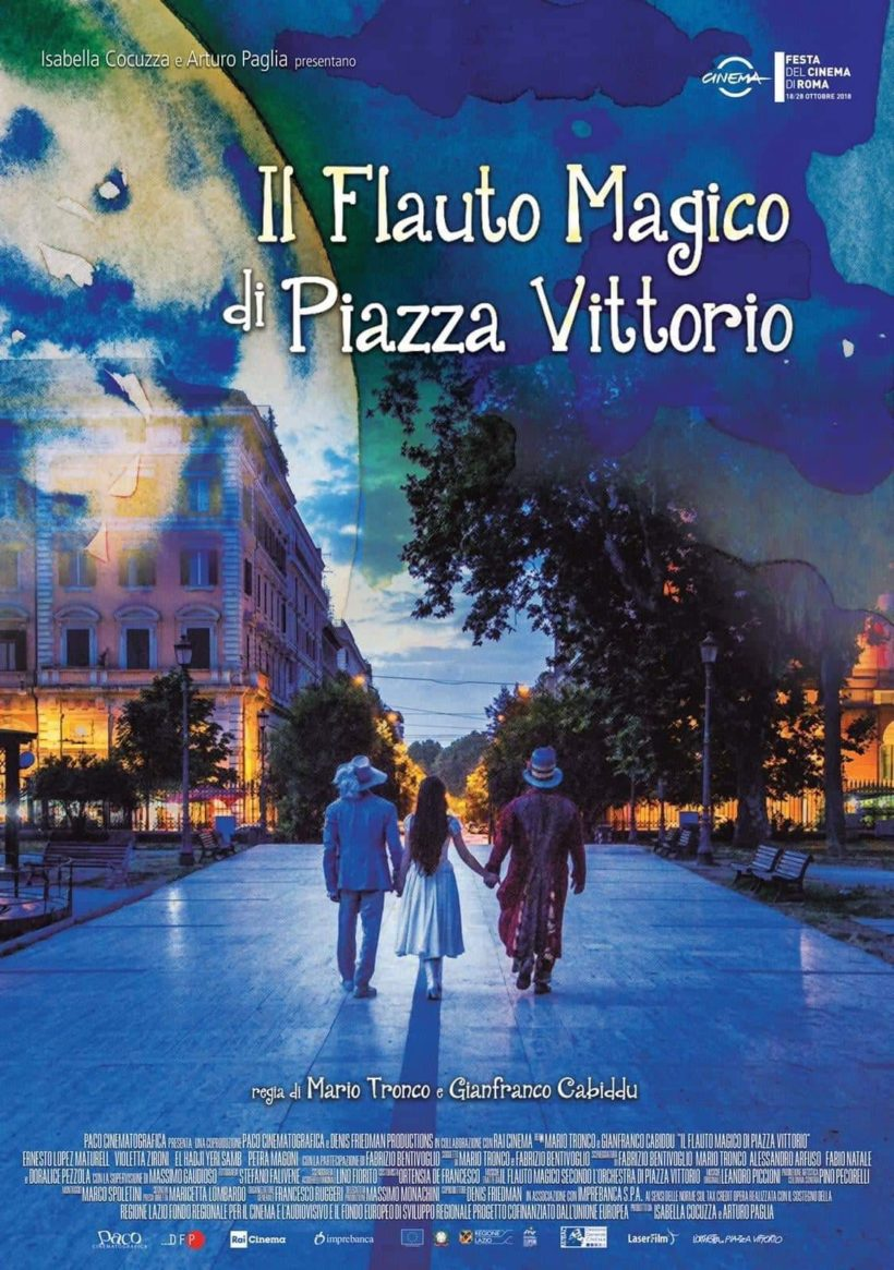 HORCYNUS FEST: IL FLAUTO MAGICO DI PIAZZA VITTORIO – intervista a Mario Tronco