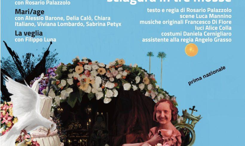 """Horcynus Fest: grande attesa per """"Santa Samantha Vs"""" di Palazzolo – intervista a Gigi Spedale"""