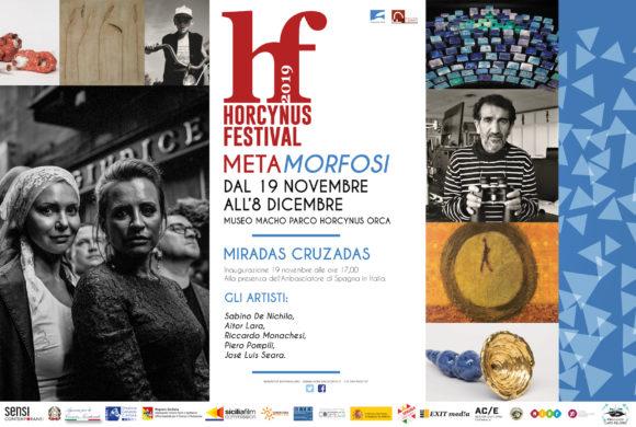 L'Horcynus Festival ospita Miradas Cruzadas, esposizione di 5 artisti italiani e spagnoli