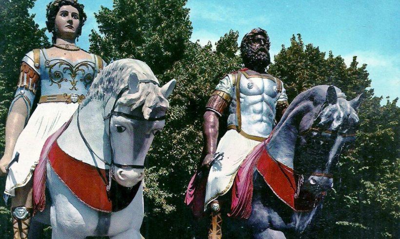 Leggende siciliane sui Giganti